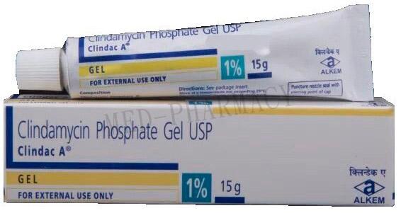 Clindamycin Phosphate Gel USP, 1%