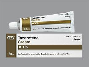 Tazarotene Cream 0.1%