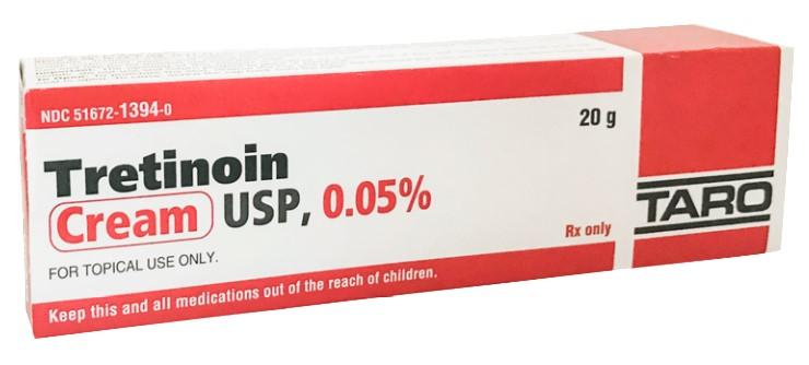 Tretinoin Cream USP, 0.05%