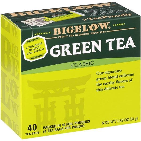 Drink more green tea