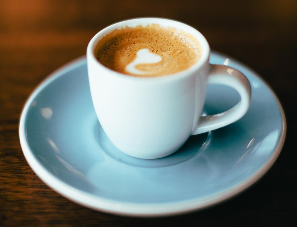 Oilyskinbeauty A cup of coffee