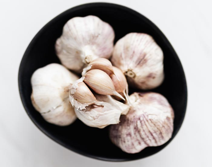 Oilyskinbeauty Garlic