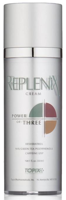 Oilyskinbeauty Replenix Power of Three Antioxidant Formula with Resveratrol