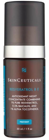 Oilyskinbeauty SkinCeuticals Resveratrol B E