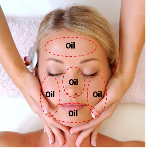 Oilyskinbeauty Oily skin Area