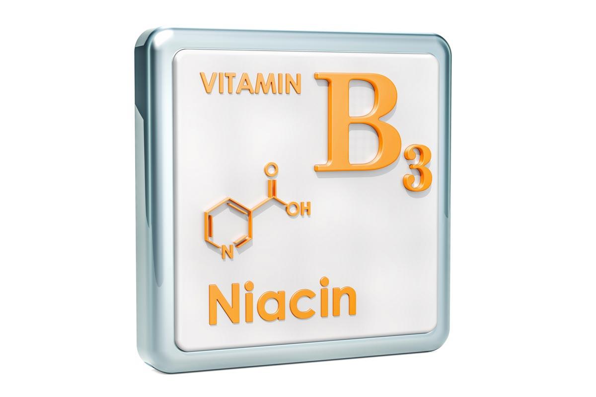 Oilyskinbeauty Vitamin B3