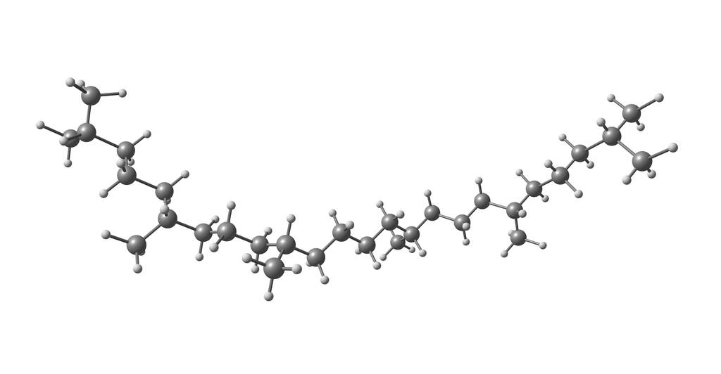 Oilyskinbeauty The molecular structure of squalane